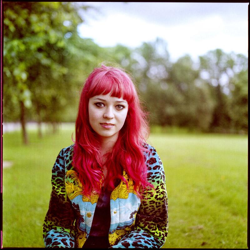 Kirsty Mellon portrait