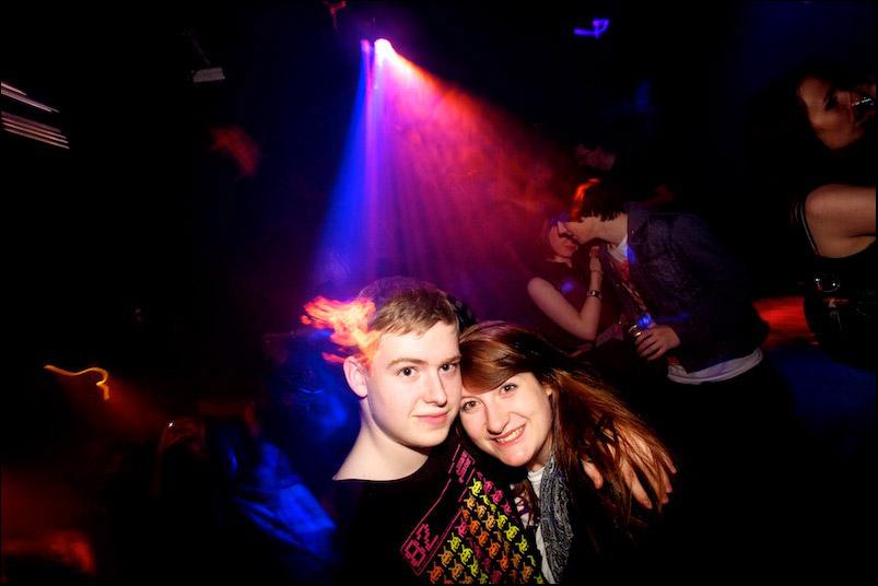 Cathouse Glasgow - December 2012