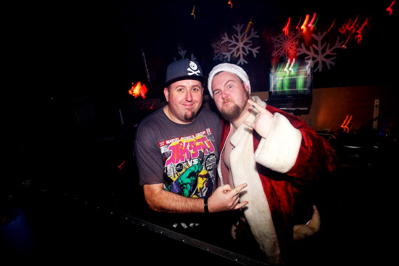 Cathouse - Christmas Eve 2012