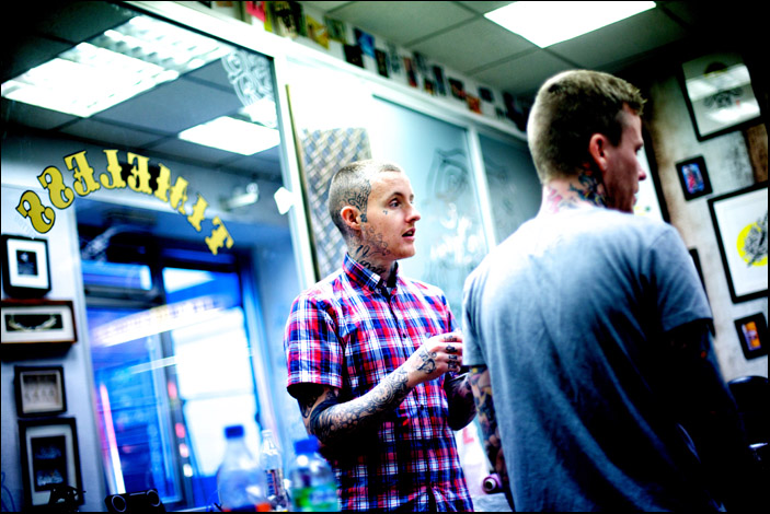 Timeless Tattoo Glasgow