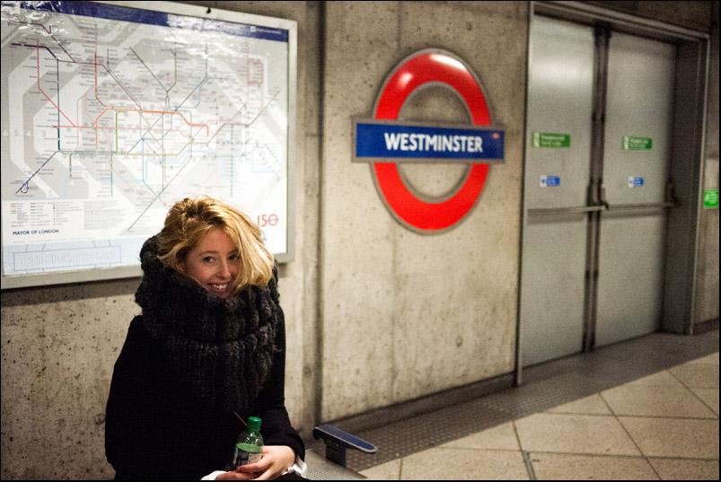 Grace - Westminster Underground