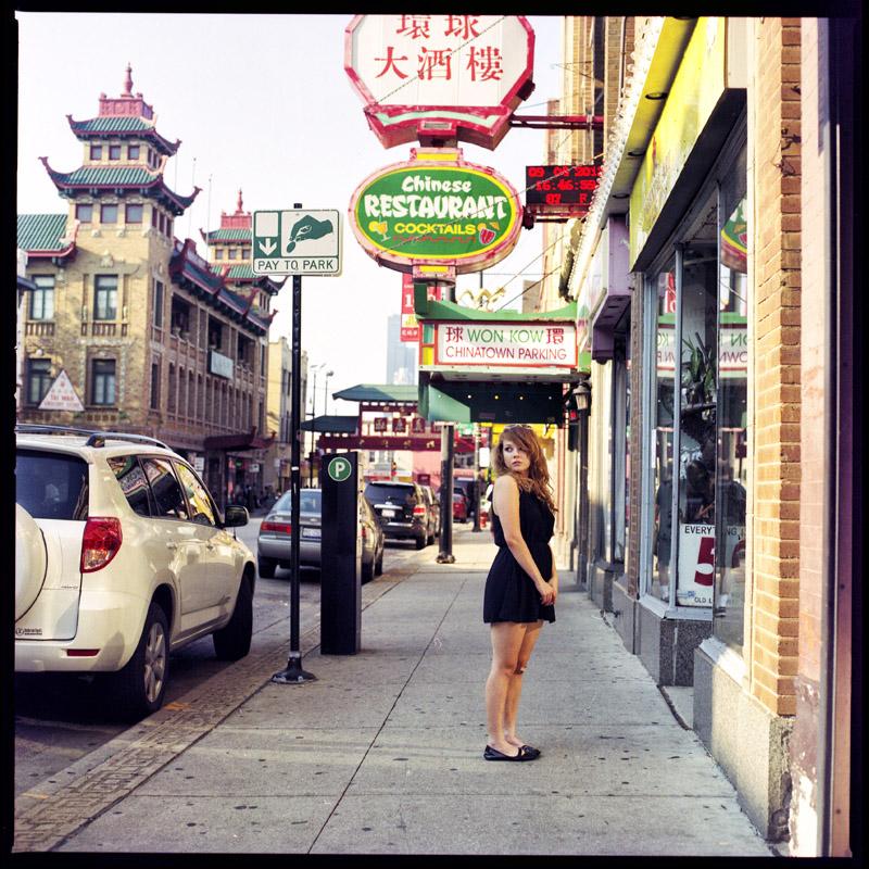 Cari Ann Wayman - Chinatown