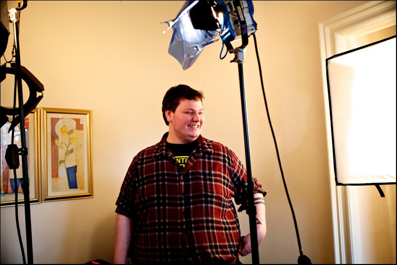 A practical guide to a spectacular suicide - filming in Stirling 2013 (11)