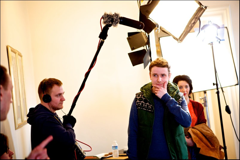 A practical guide to a spectacular suicide - filming in Stirling 2013 (10)
