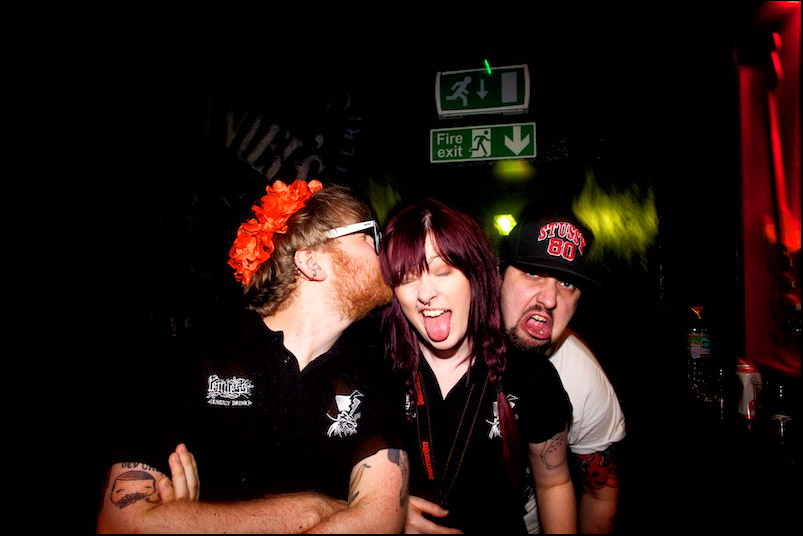 Cathouse Rock Club 2013 - Glasgow (1)