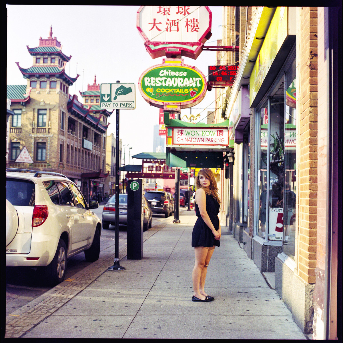 Chicago Chinatown - Cari Ann Wayman