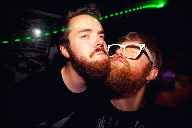 Cathouse Rock Club Glasgow - 20-07-13 (1)