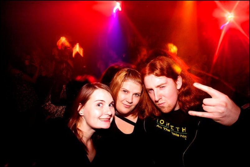 Cathouse Rock Club Glasgow (9)