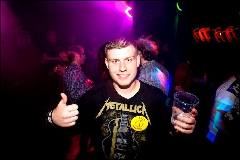 Cathouse Rock Club Glasgow (8)