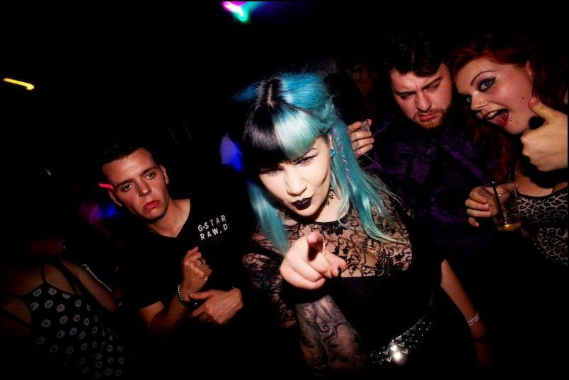Cathouse Rock Club Glasgow (3)