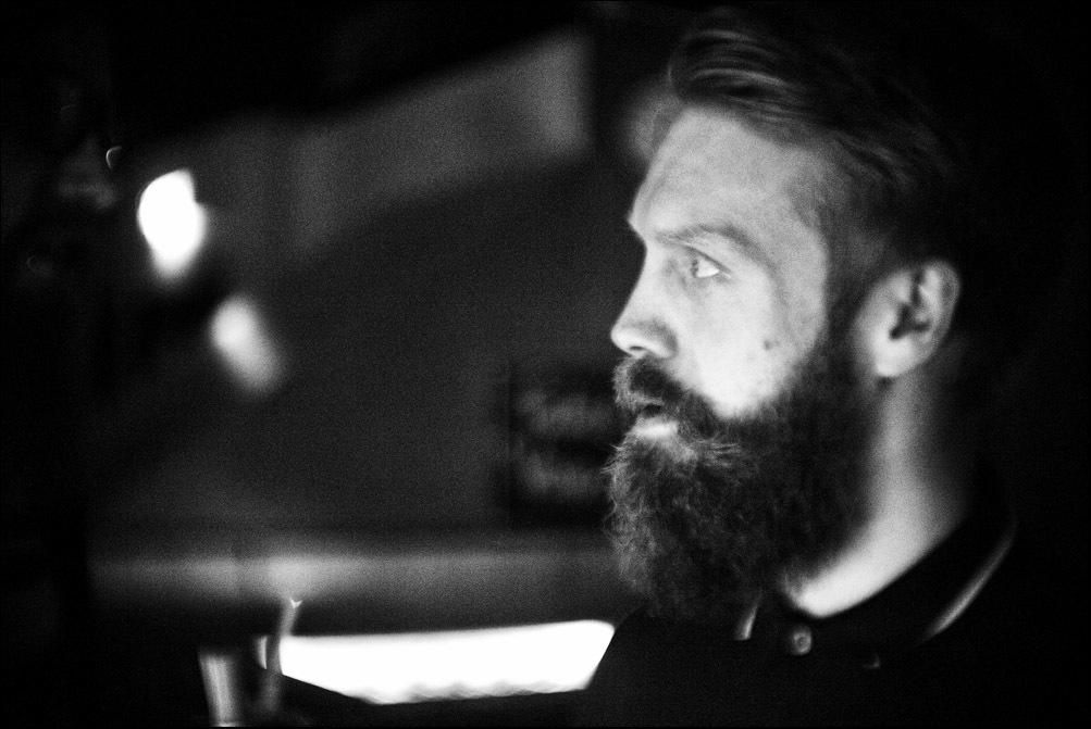 Beard and Moustache Club Glasgow 2013
