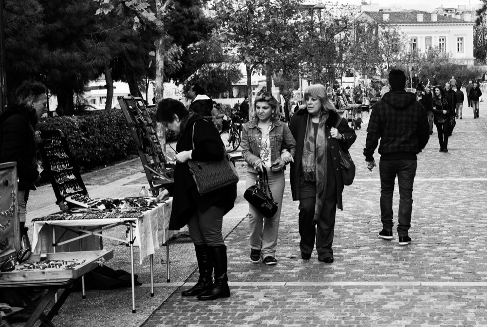 Athens Greece Street Photography