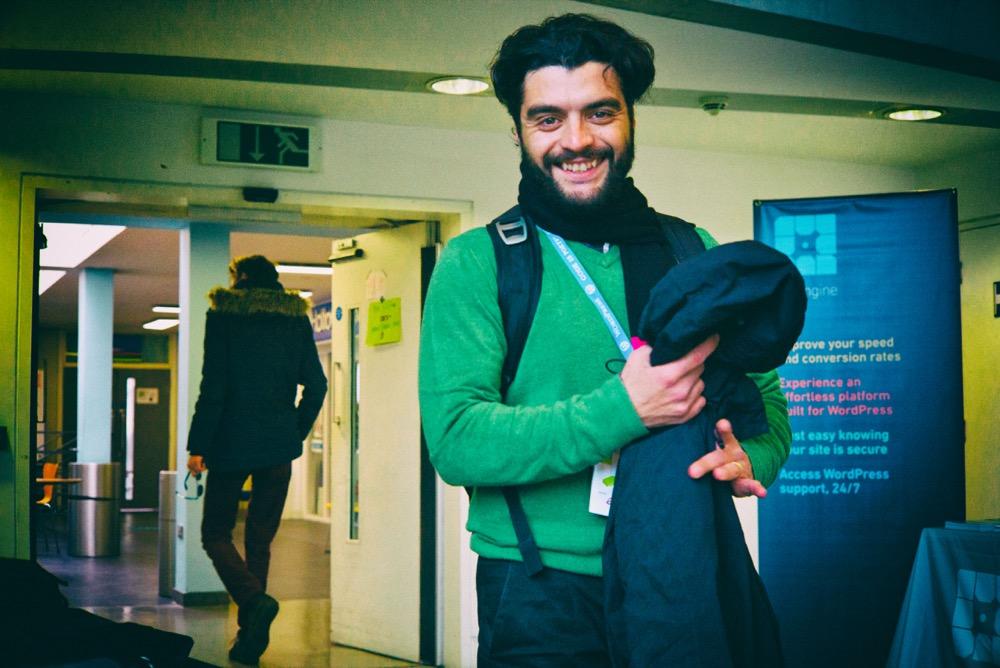 WordCamp London 2015