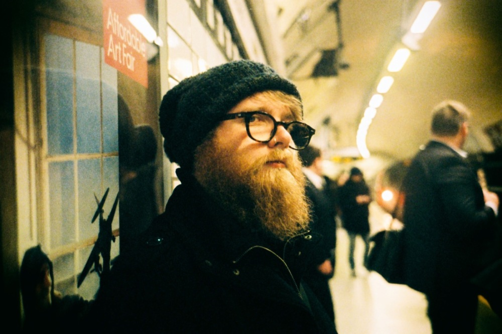 London - 35mm colour film