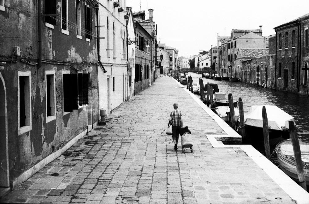 Jewish Ghetto Venice