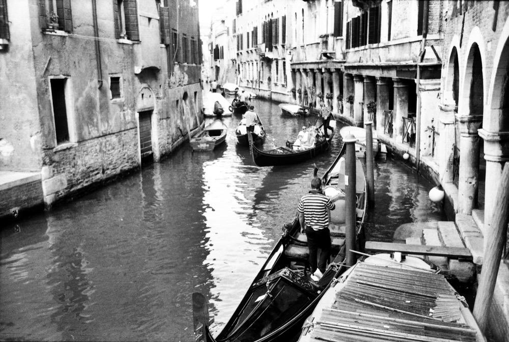 Gondola, Italy, Venice