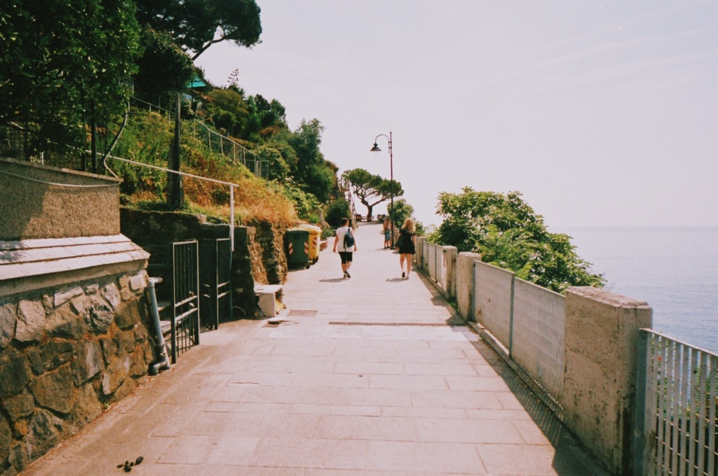 Riomaggiore hike - 35mm film