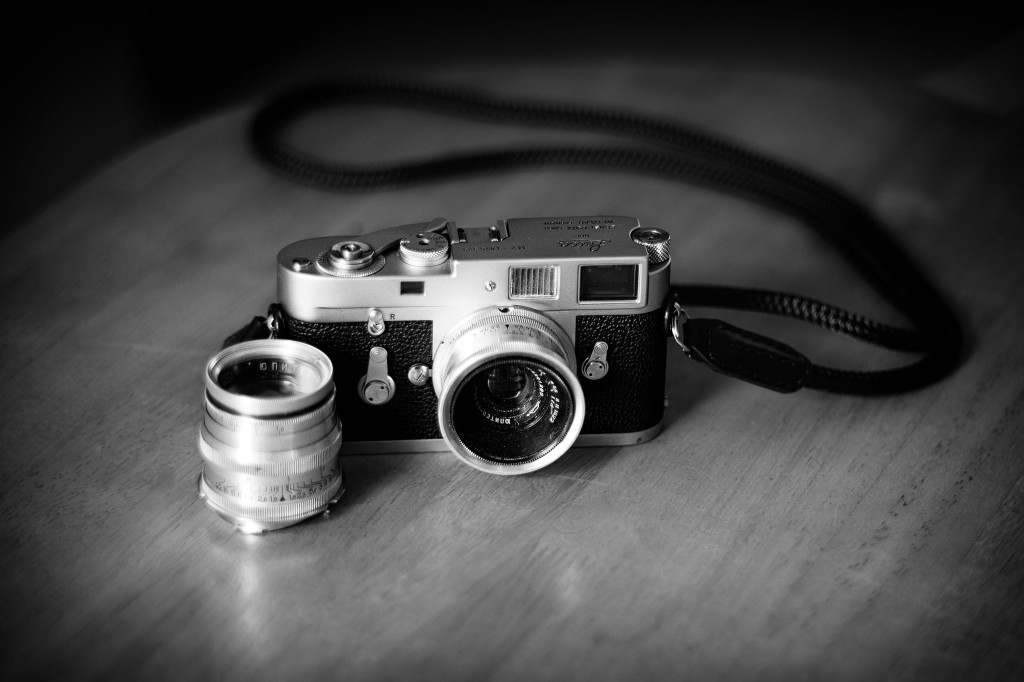 Leica M2 with Jupiter 12 35mm f2.8