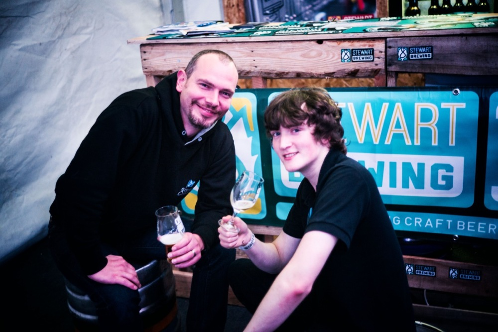 Craft Beer Rising Glasgow 2015