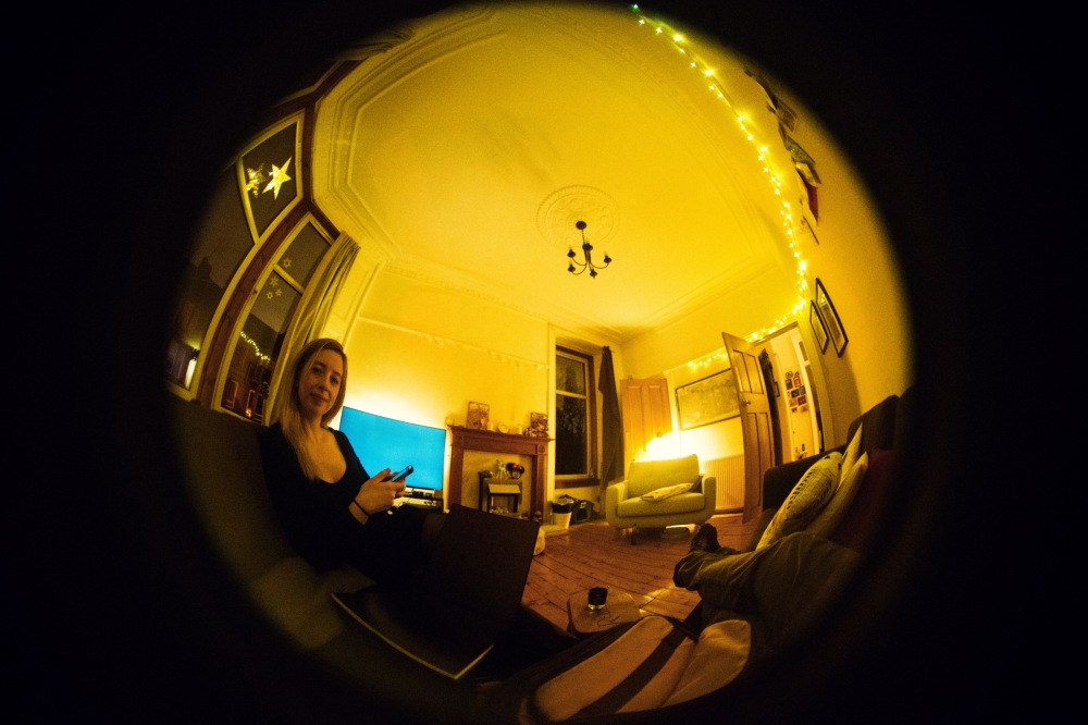 Peleng 8mm Fisheye Lens