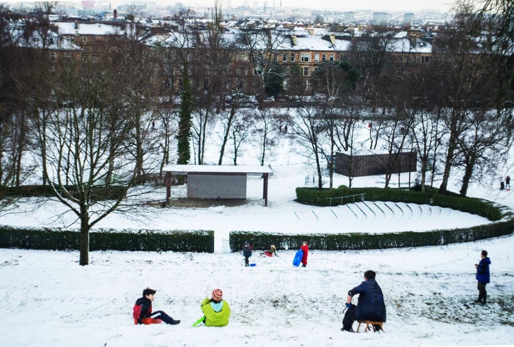 Queen's Park Glasgow