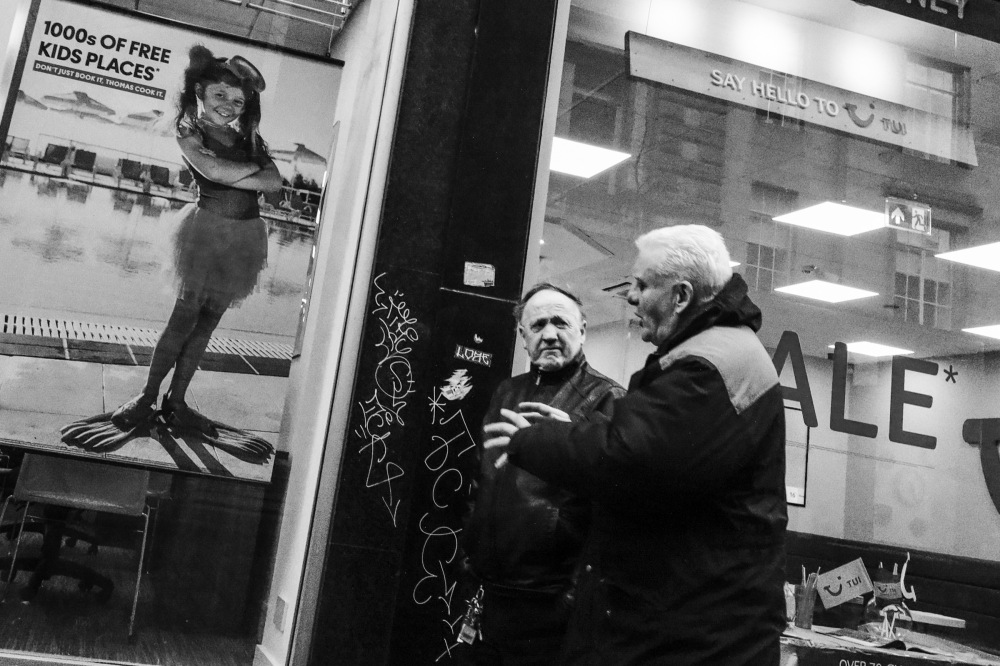Glasgow - Street Photography