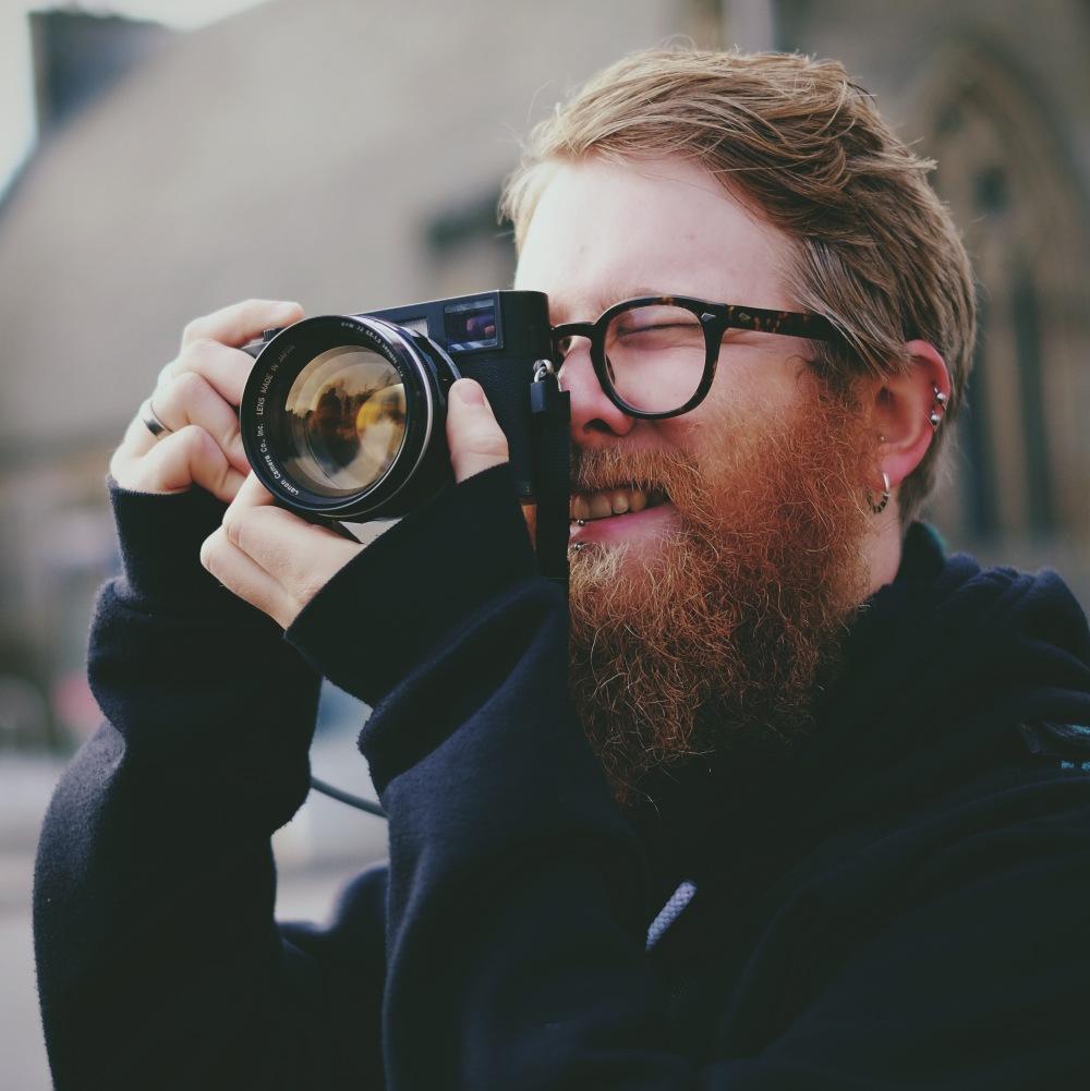 Canon 50mm f0.95 Leica M8