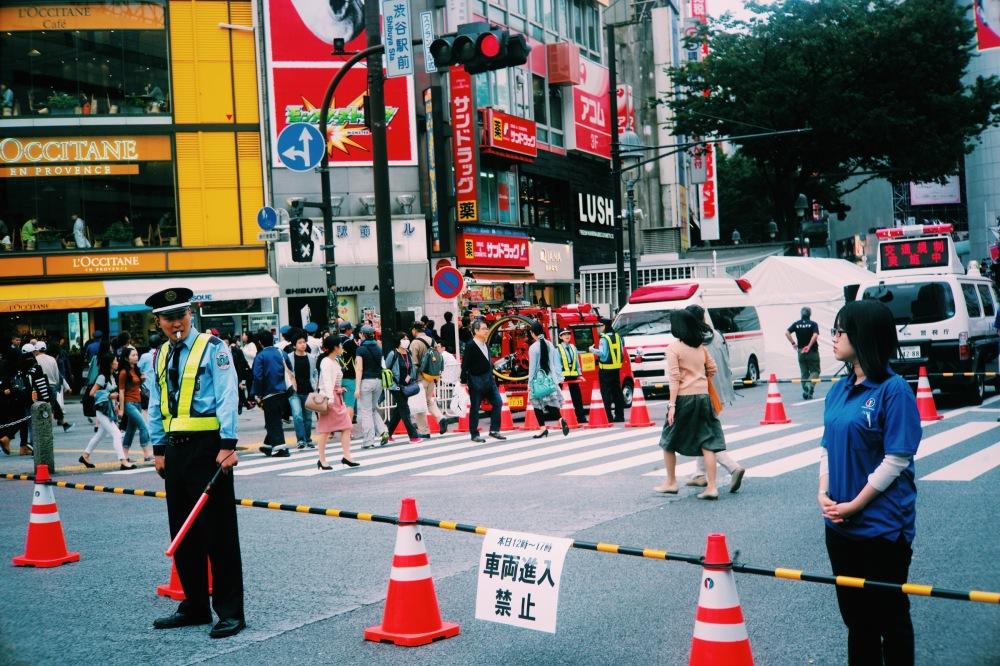 Shibuya - Health and Sports Day
