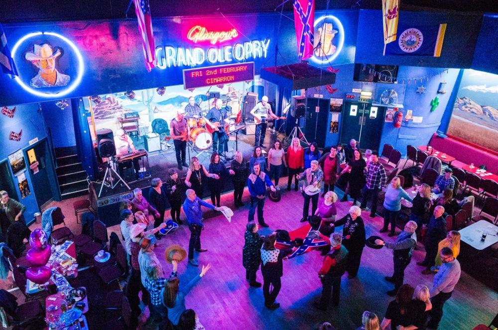 Glasgow's Grand Ole Opry