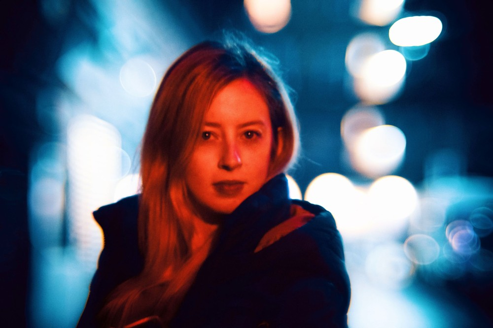 Canon 50mm f0.75 lens portrait