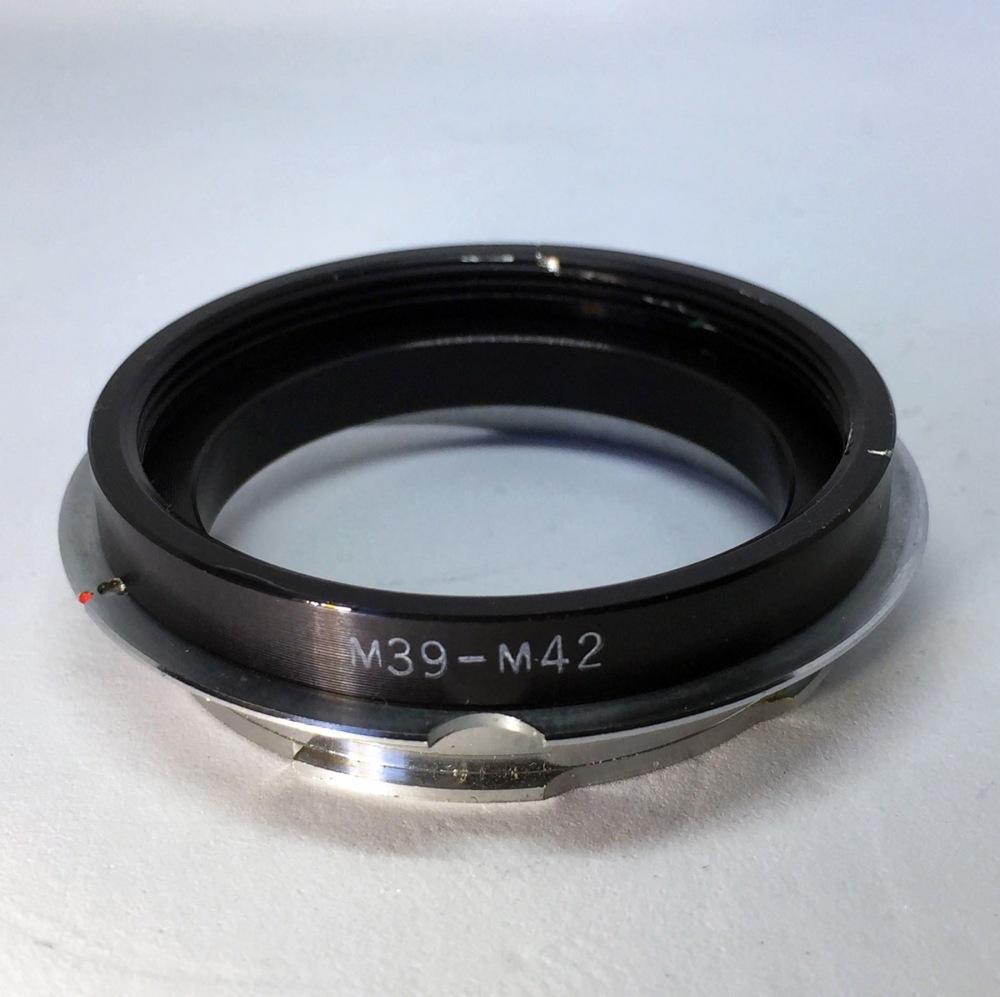 M42 to m39 adaptor