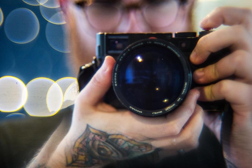 Canon 50mm f0.75 XI lens Leica M