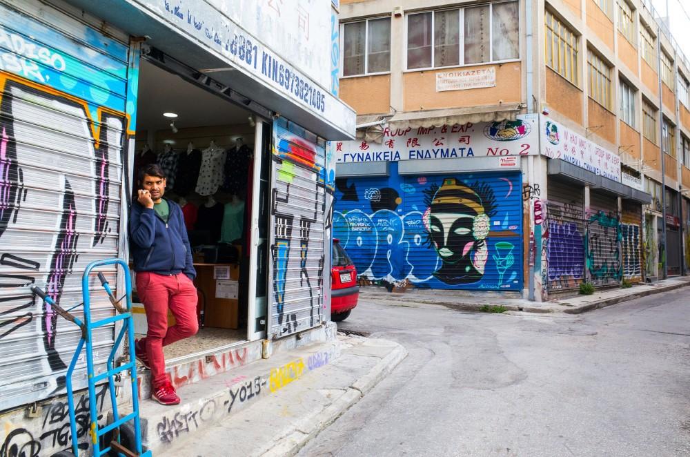 Ricoh GR Street Photography