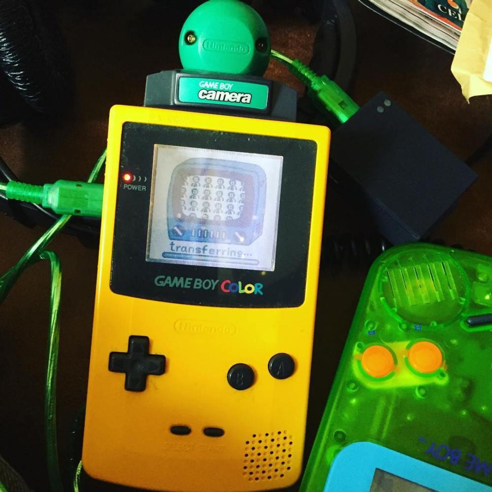 Game Boy bitboy