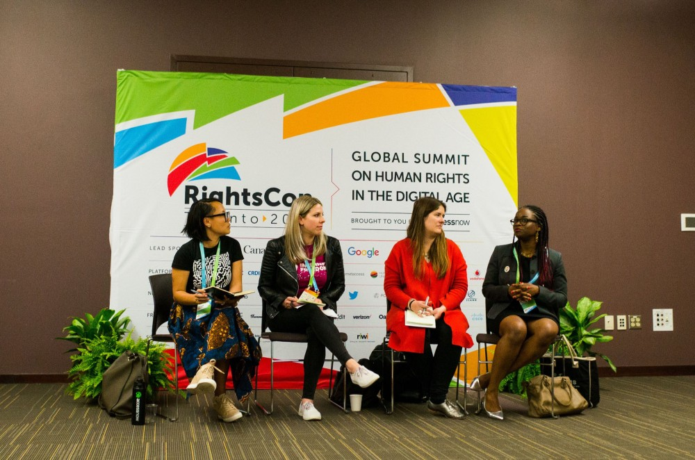 RightsCon 2018