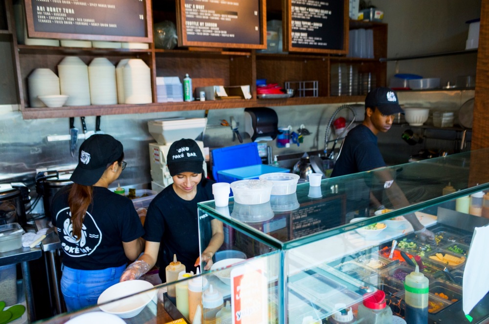 Toronto Poke Bar