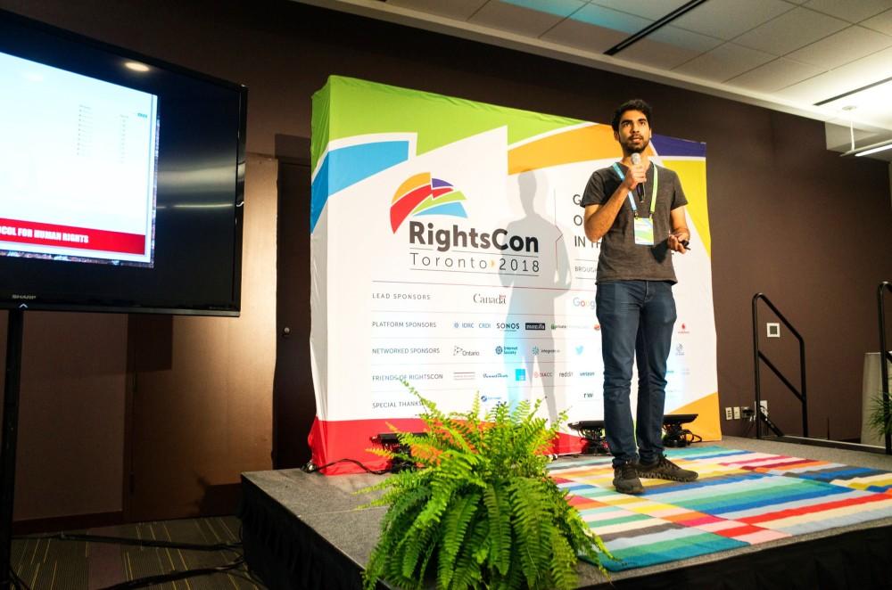 RightsCon 2018