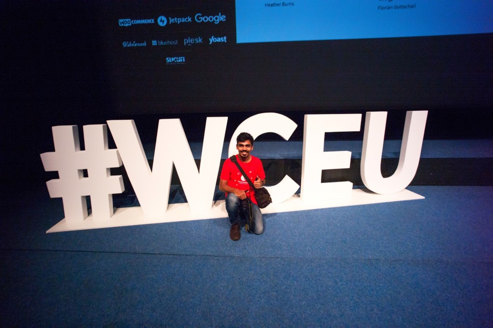 WordCamp EU 2018