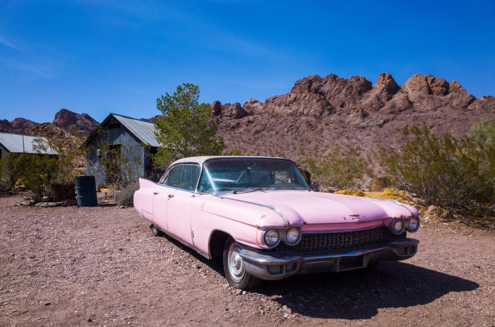 Nelson Ghost Town Nevada