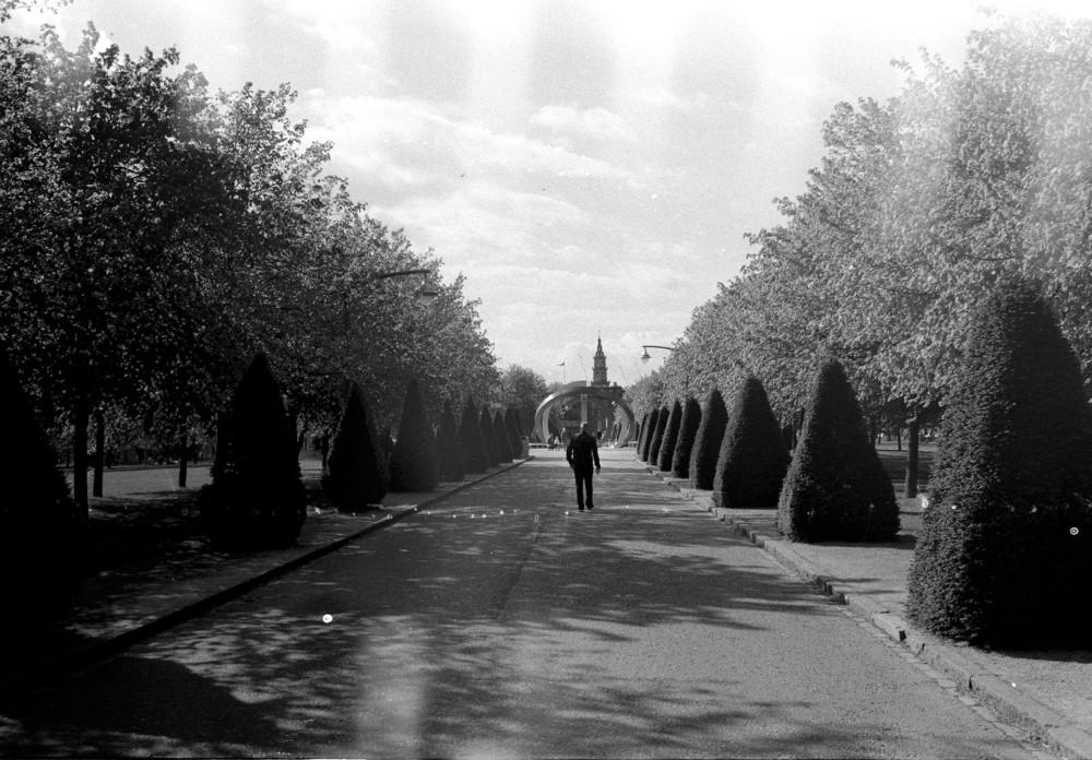 Glasgow Black and White Film