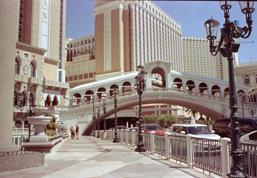 Las Vegas 35mm film