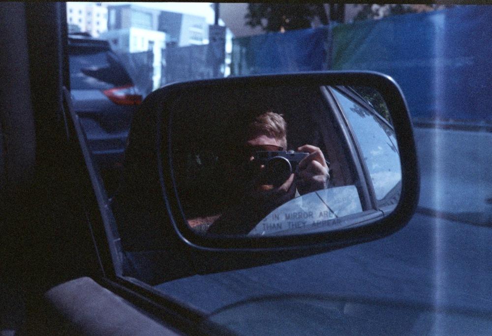 Road Trip USA 35mm