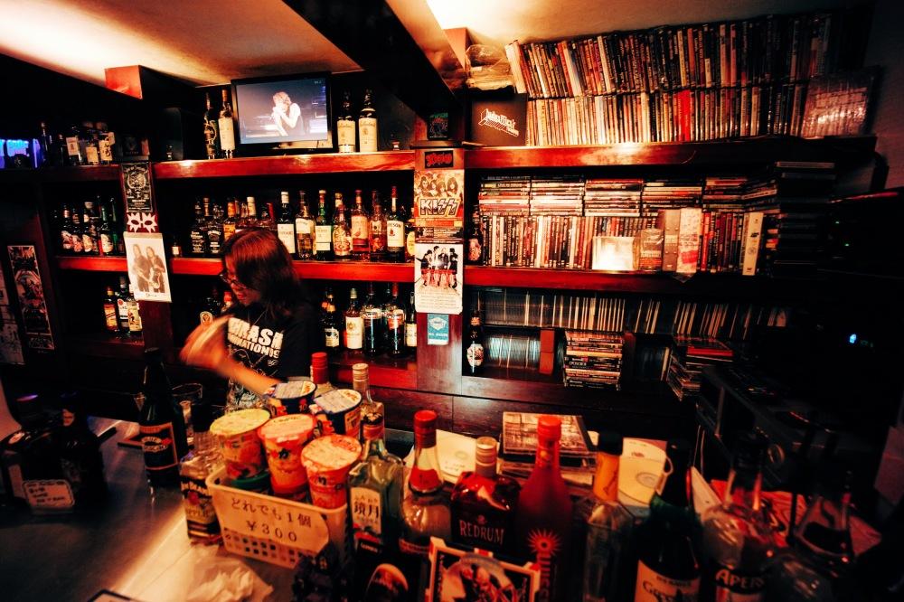 Osaka drinking