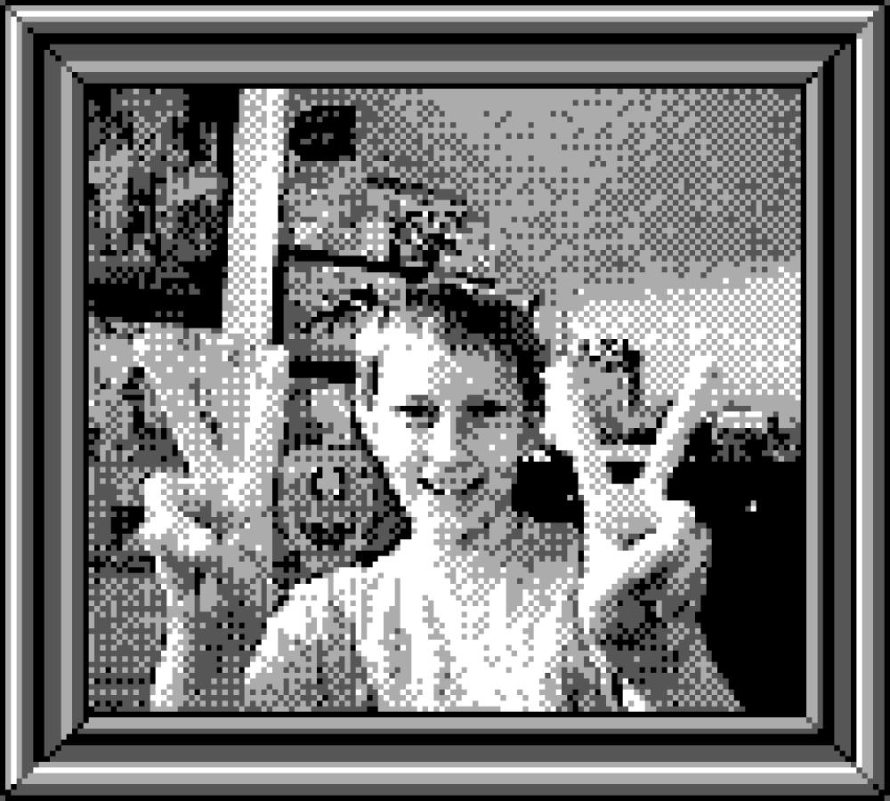 Game Boy Photo