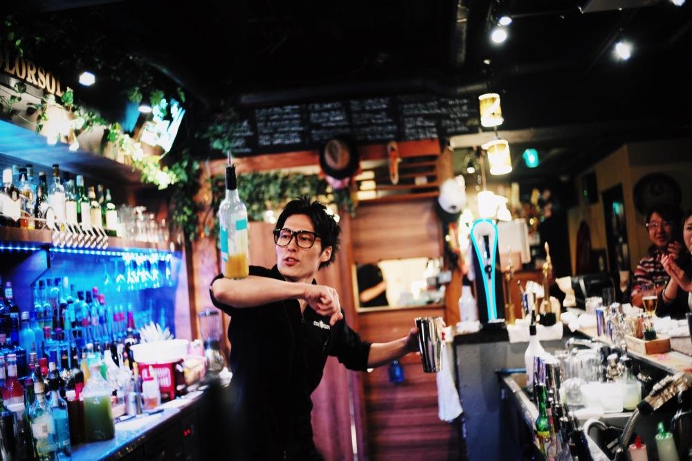 Tokyo cocktails