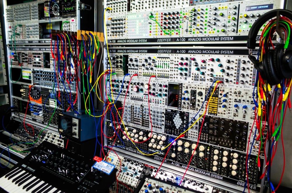 FiveG Synth Shop Tokyo