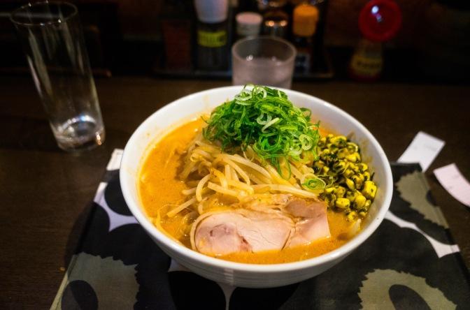Tokyo gluten free ramen