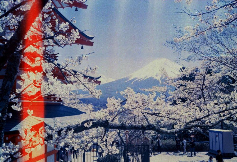 Mount Fuji 35mm