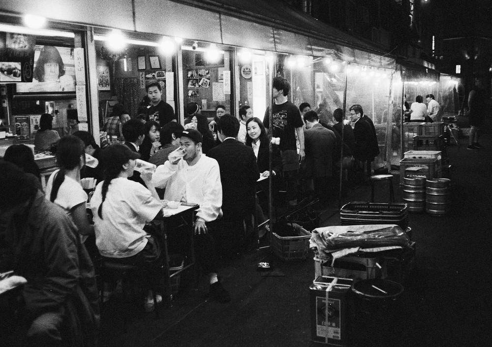 Tokyo 35mm street photography