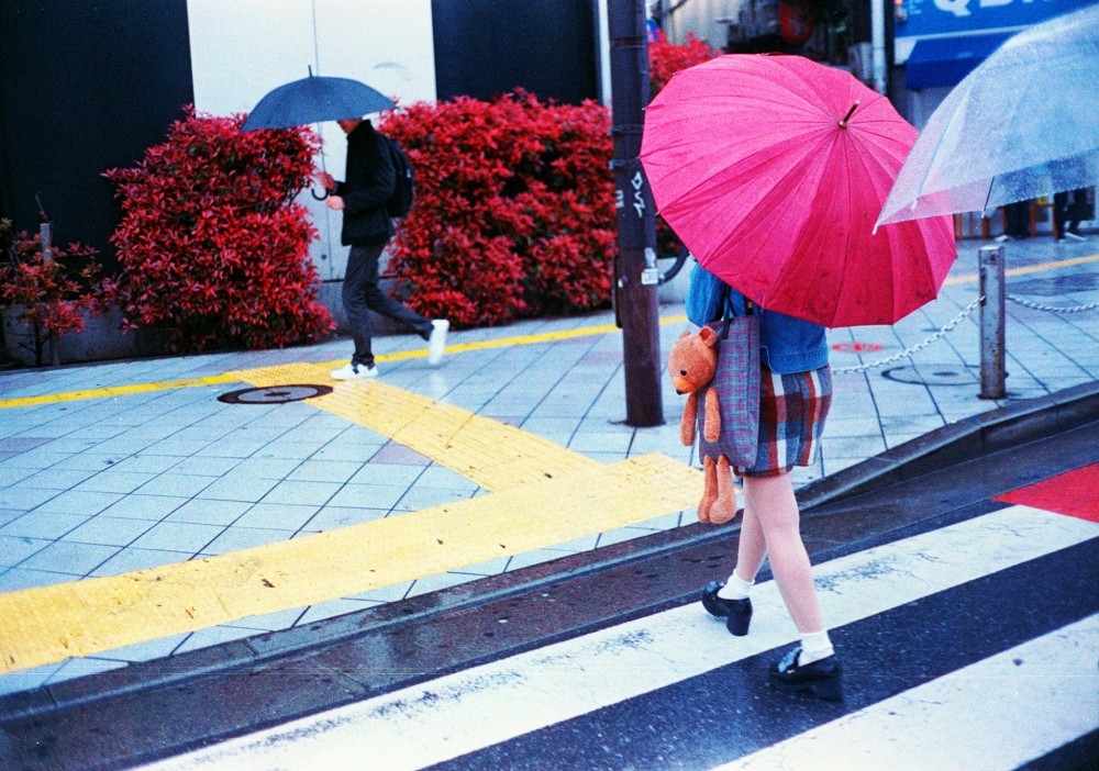 Japanese street photography